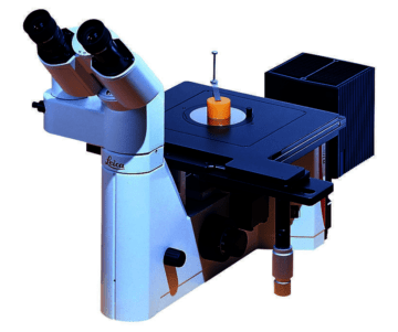 Inverted Microscope for Metallography and Industrial Materials Inspection Leica DM ILM