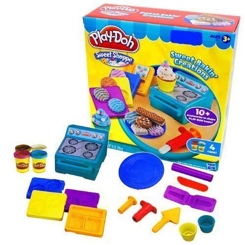 Play-Doh Sweet Bakin Creations Playset