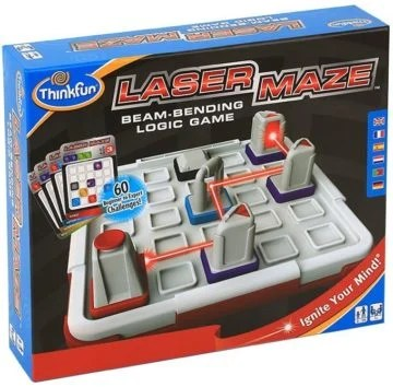 Laser Maze Logic Game - educational games