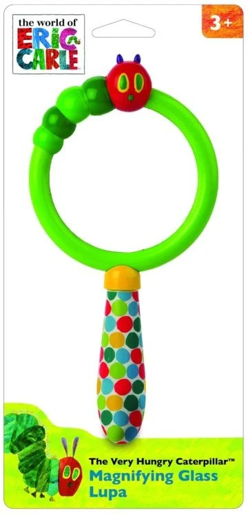 World of Eric Carle, The Very Hungry Caterpillar Magnifying Glass