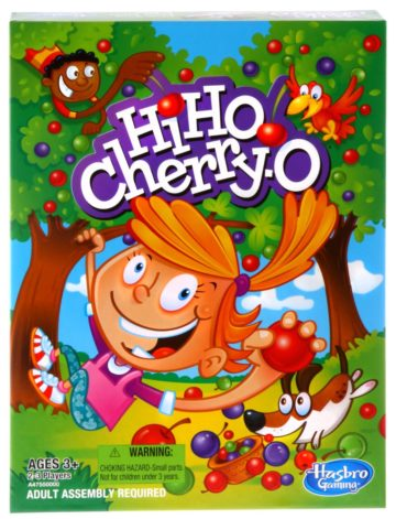HiHo! Cherry-O Game - educational games