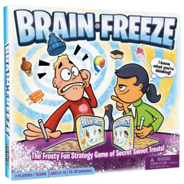 Brain Freeze From MIGHTY FUN - educational games