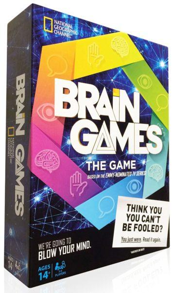 Brain Games - educational games