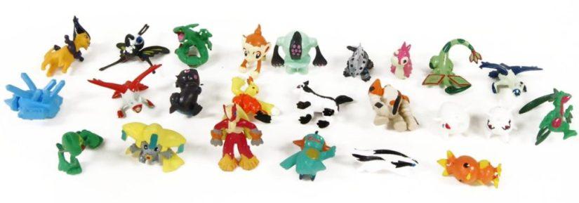 Pokémon Mini Action Figure Set