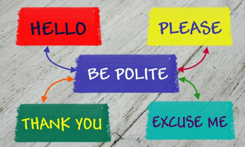 Be Polite: Civility