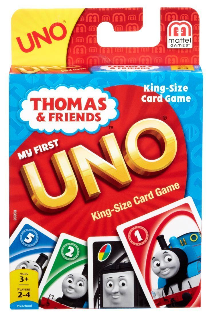 My First Uno Thomas and Friends