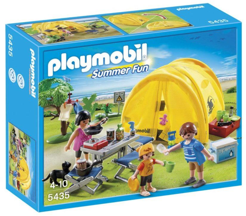 Playmobil Camping Trip Playset