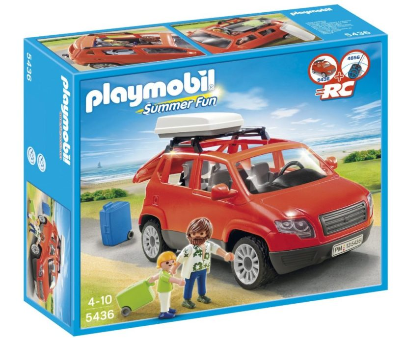 Playmobil Family SUV Playset