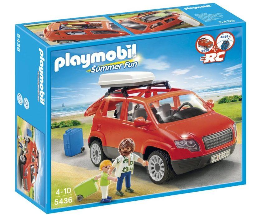 Playmobil Family SUV Playset