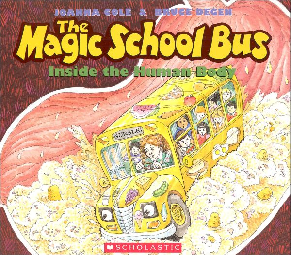 The Magic School Bus - Inside the Human Body
