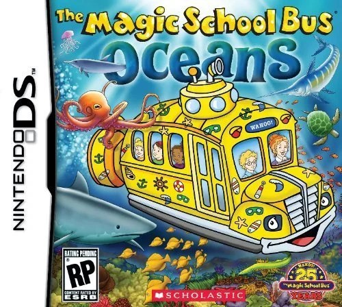 The Magic School Bus Oceans – Nintendo
