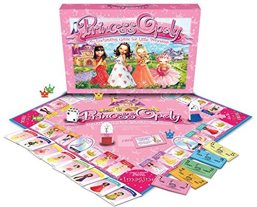 Princess-poly - games for girls