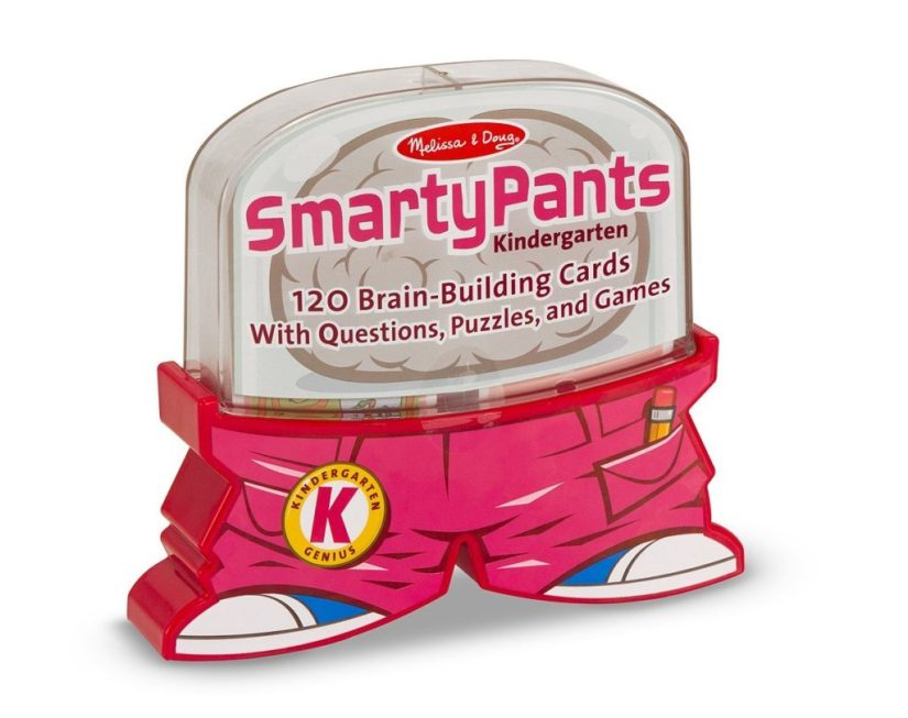 Melissa & Doug Smarty Pants - Kindergarten Card Set - games for girls