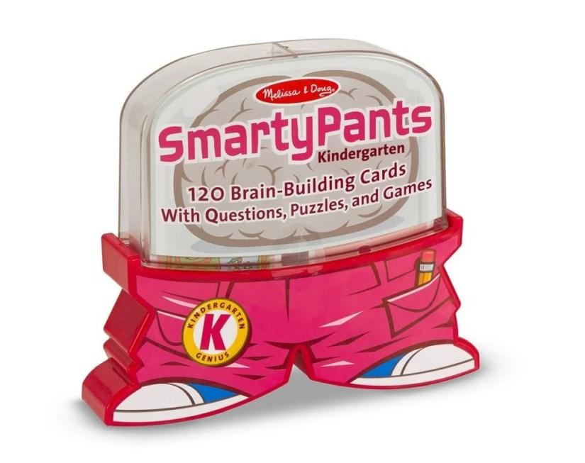 Melissa & Doug Smarty Pants - Kindergarten Card Set - games for girls
