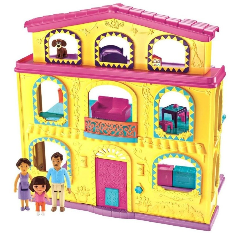 Fisher-Price Dora The Explorer Dora and Me Dollhouse
