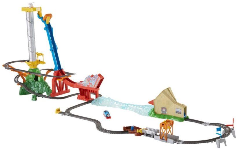 Fisher-Price Thomas the Train TrackMaster Thomas' Sky-High Bridge Jump