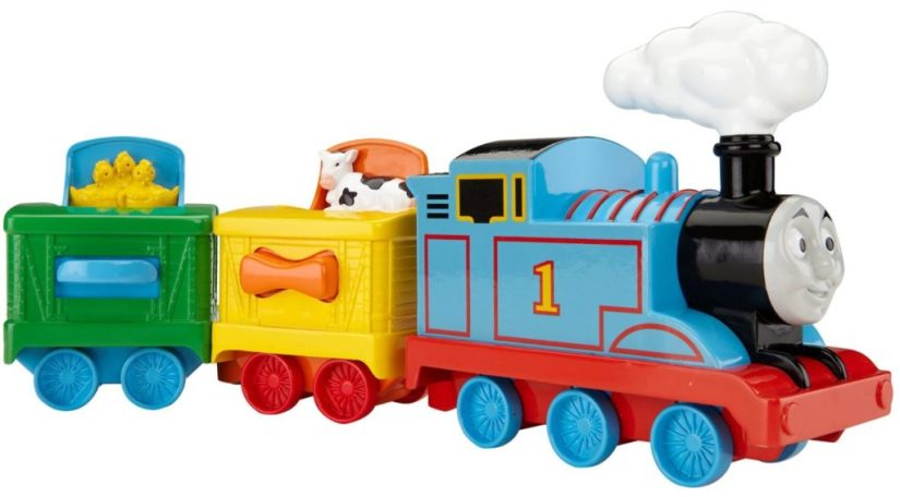 Fisher-Price My First Thomas the Train Thomas Activity Train