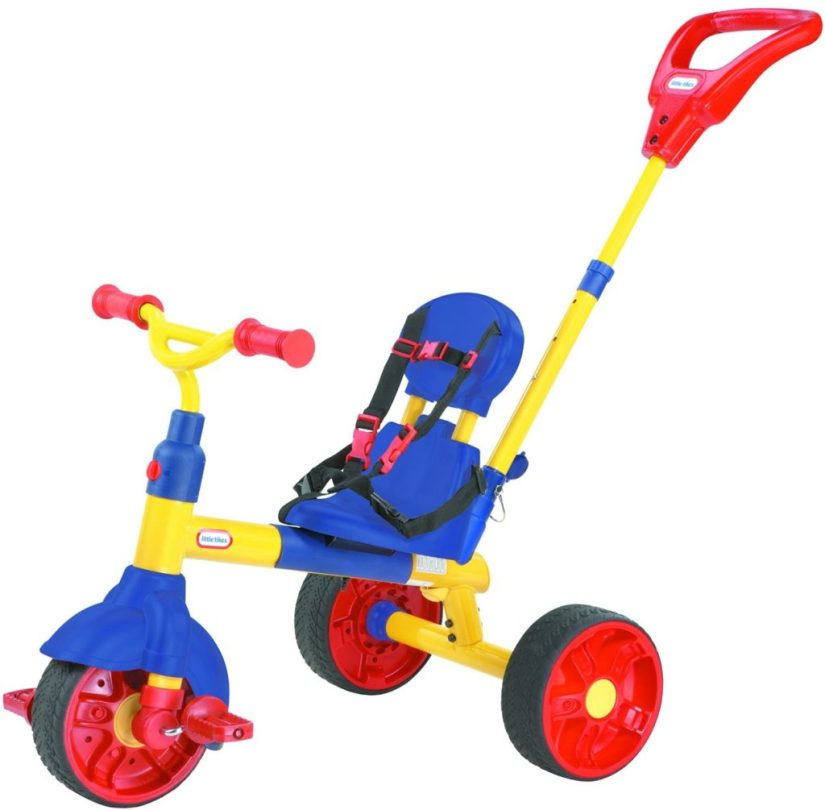 Little Tikes Learn to Pedal 3-in-1 Trike Ride On