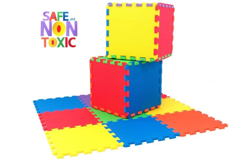 non-toxic-9-piece-childrens-play-and-exercise-mat