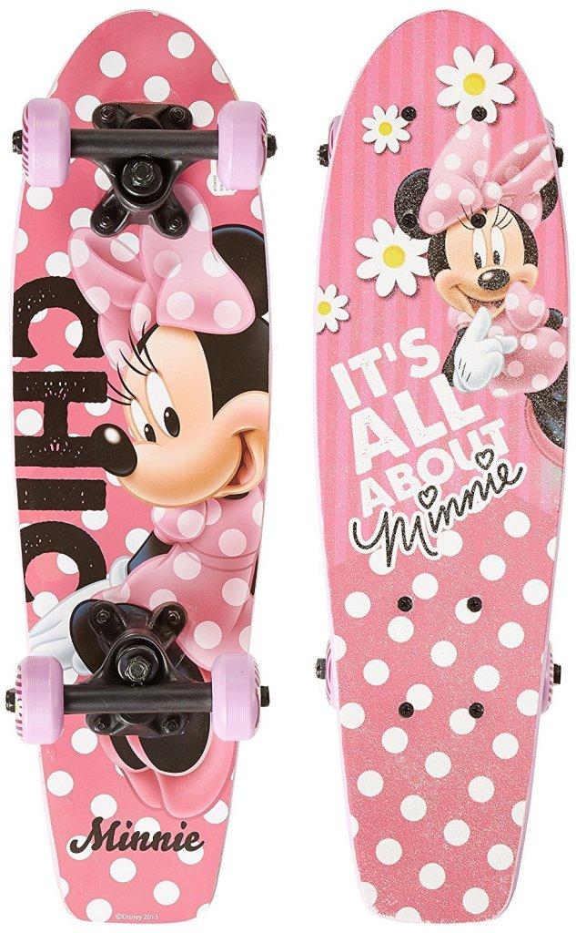 minnie-skateboard