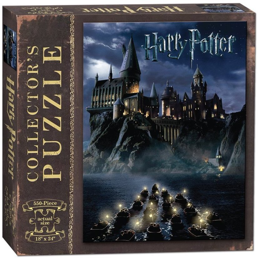 World of Harry Potter Puzzle 550 Piece Puzzle