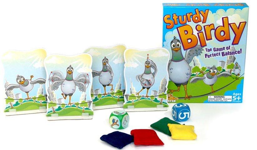 Sturdy Birdy Game