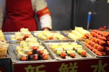 China Urlaub Erfahrungen Peking Shopping Pearl Market