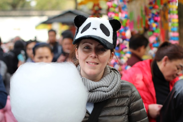 China Urlaub Erfahrungen Shanghai - Yuyan Garten Stadtgotttempel