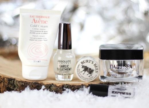 Hilfe gegen rissige Hände bei Kälte - Handpflege im Winter
