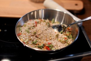 DIY Chili Salz - Geschenk aus der Küche