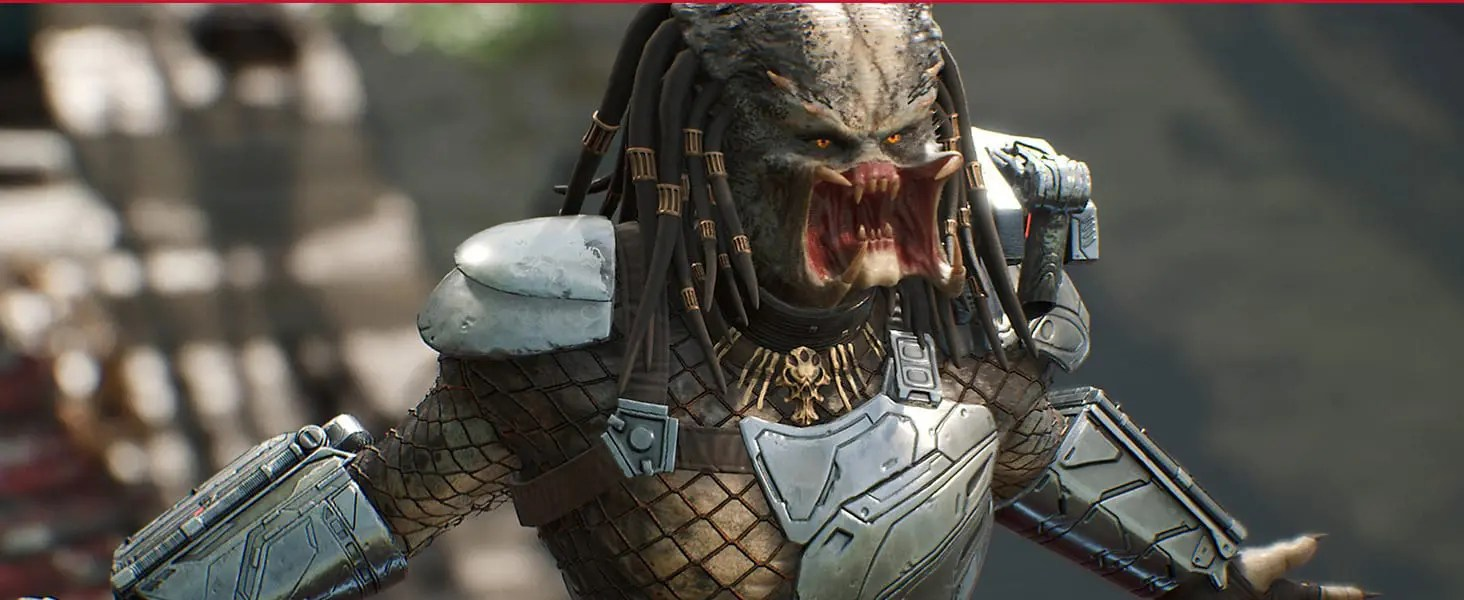 Game Character from Predator: Hunting Grounds