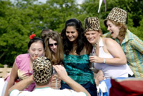 WineFest Revelers: Who do they think they are?
