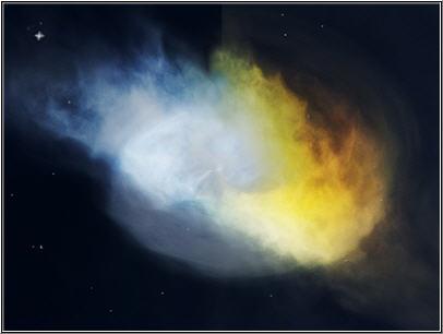 Sundog Nebula