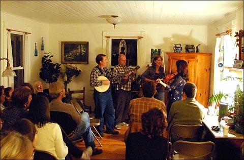 Floyd County House Concert 2007