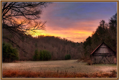 Blue Ridge Counry Morning