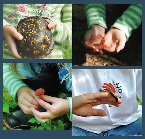 What they hold in their hands--an iPod or a millipede--does matter.