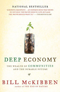 Bill McKibben's latest book