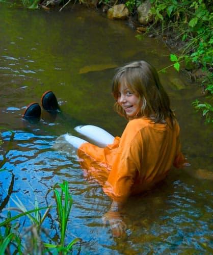 A day at Goose Creek Resort