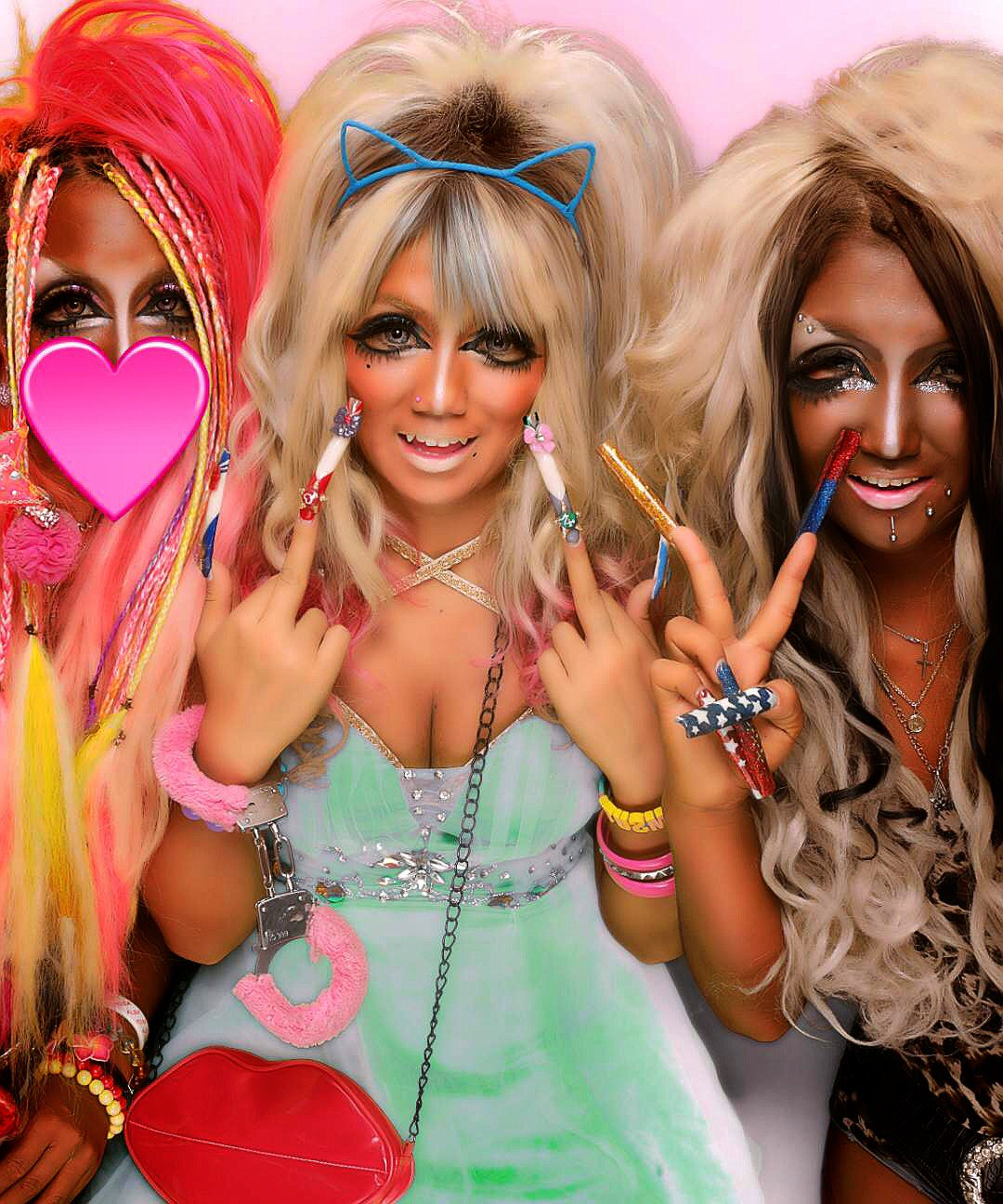 What Is Gal Style Erimokkori The Last Ganguro Gal With True