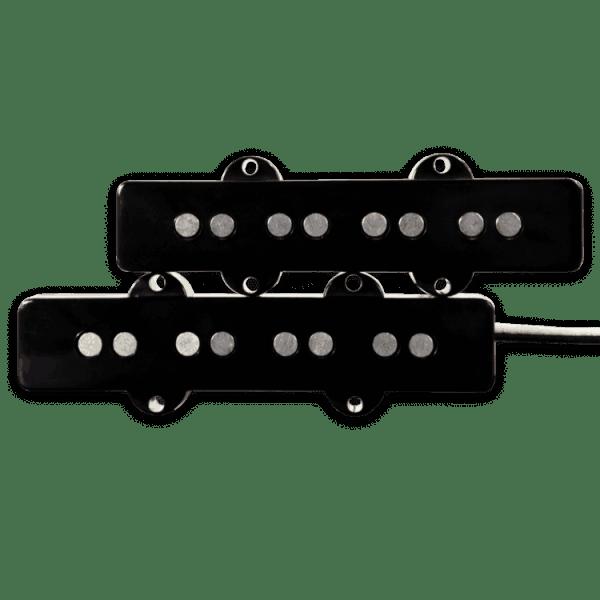Fralin Pickups J-Bass Black