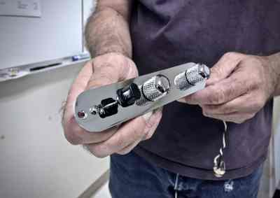 Lindy Fralin 4-Way Switching Push Pull Pot Mod