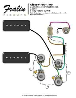 Lindy Fralin Wiring Diagrams  Guitar And Bass Wiring Diagrams