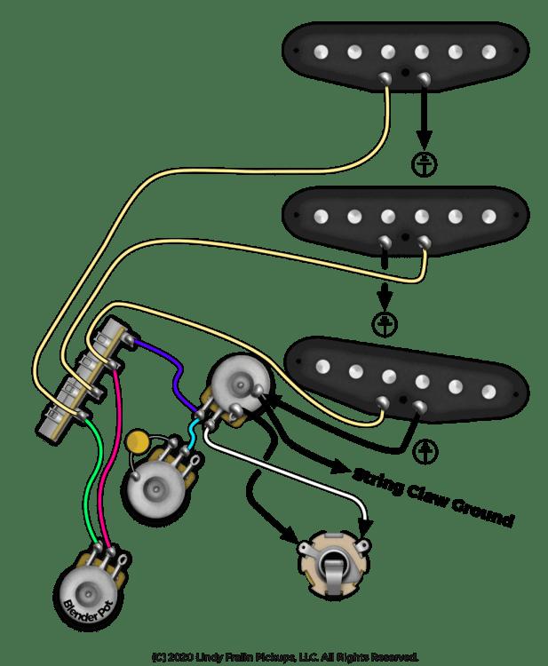 stratocaster wiring  tips mods  more  fralin pickups