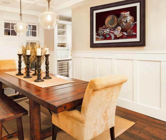 Image Of Modern Americana Home Decor Living Room Ideas