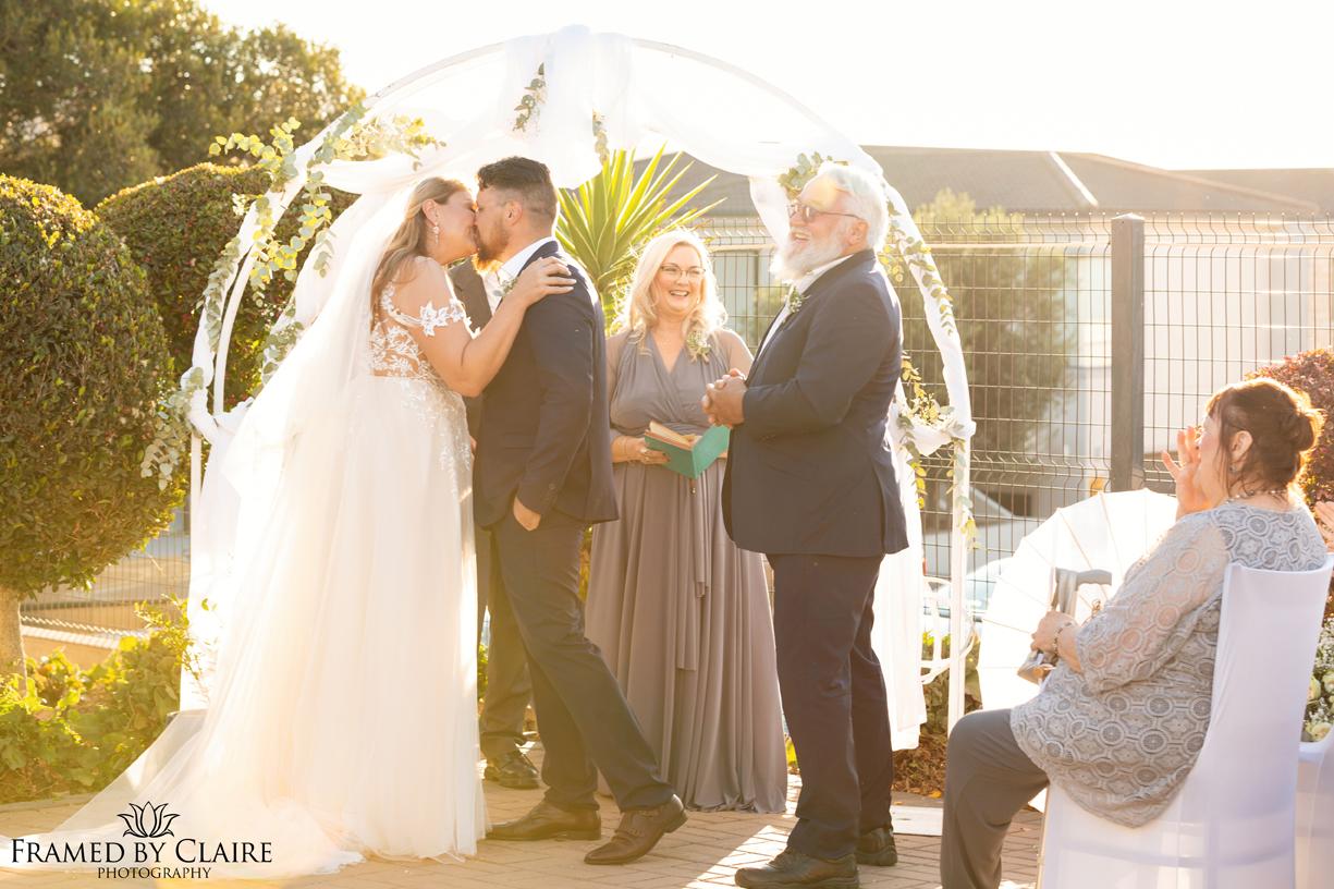 Wedding in Langebaan