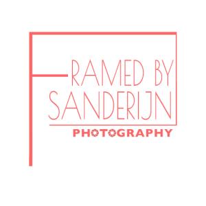 Framed by Sanderijn Photography logo
