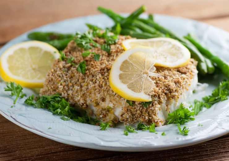 pistachio roasted cod