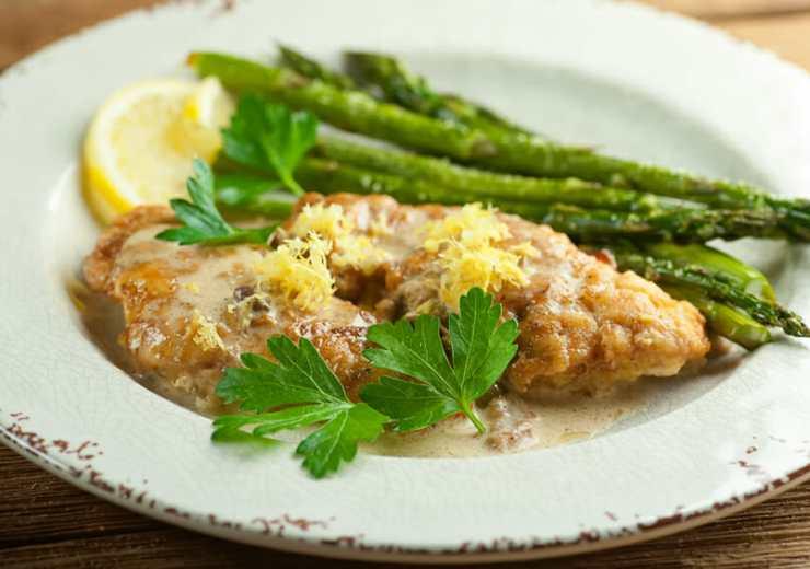 easy creamy chicken piccata
