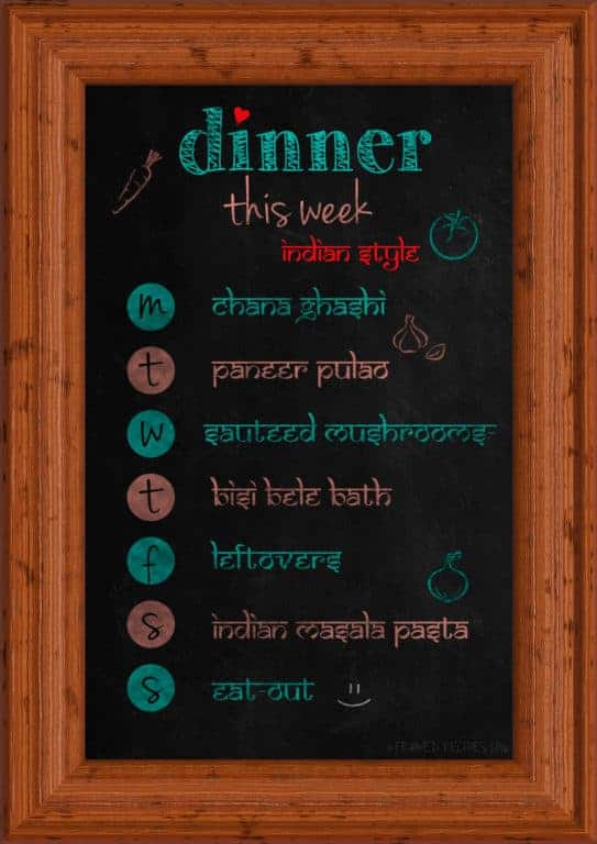 Indian-Style-Veg-Meal-Planning