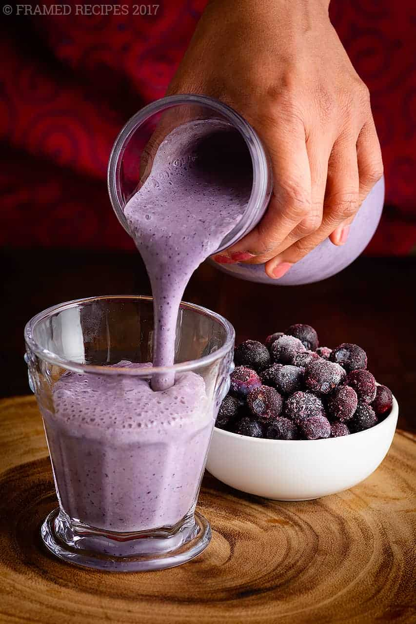 Spinach Berry Smoothie